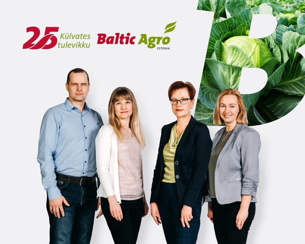 Baltic Agro profiaiandus I 2020